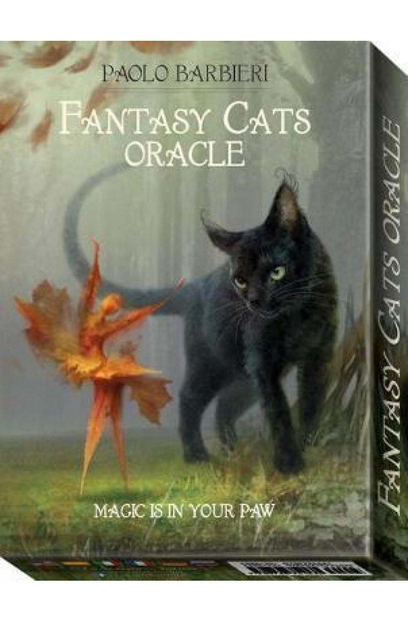 Barbieri Fantasy Cats Tarot