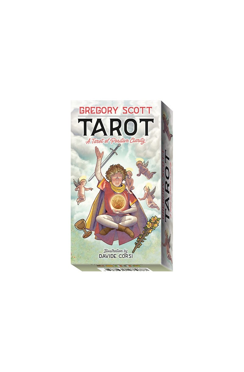 Gregory Scott Tarot: A Tarot of Positive Clarity