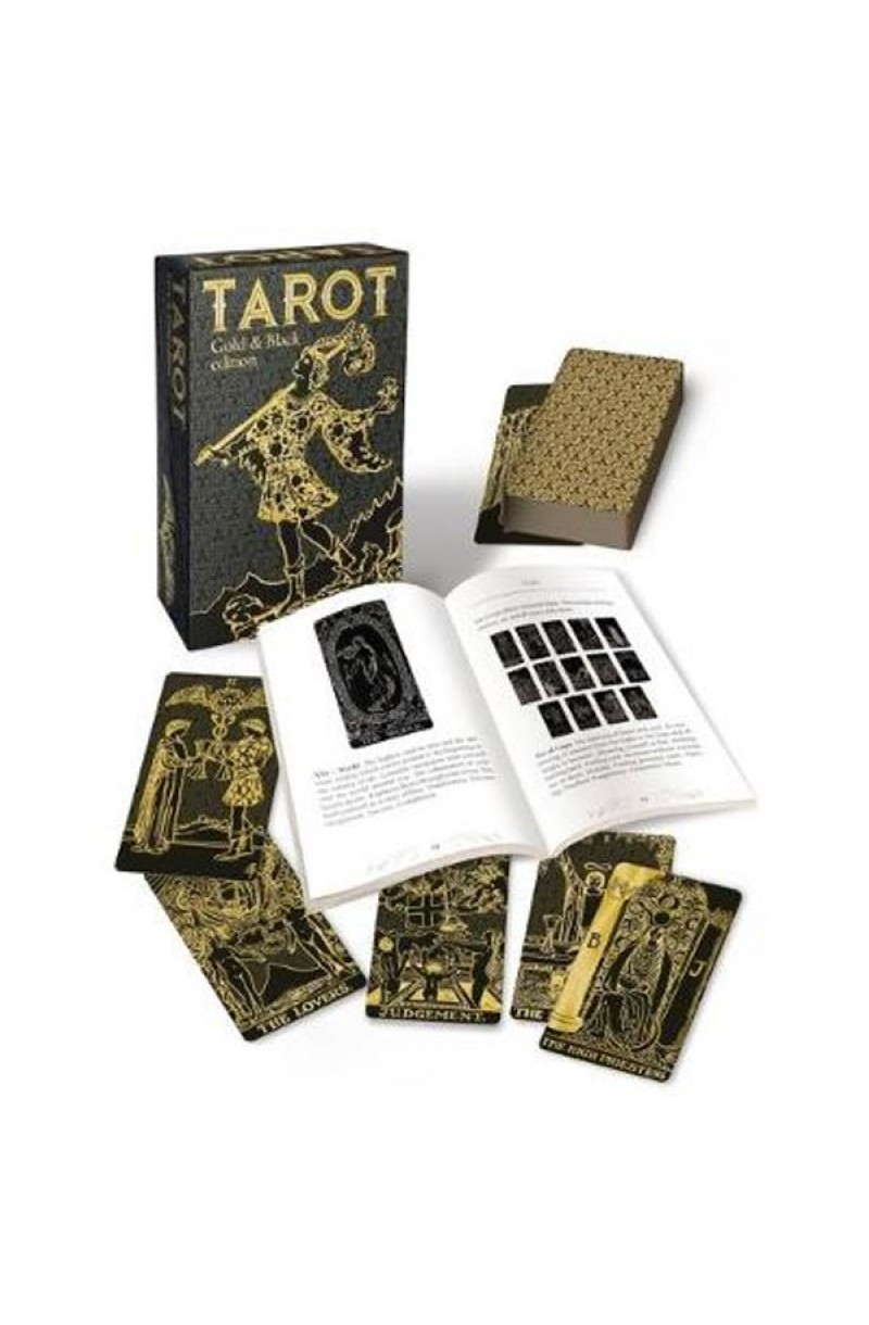 Tarot - Gold & Black Edition