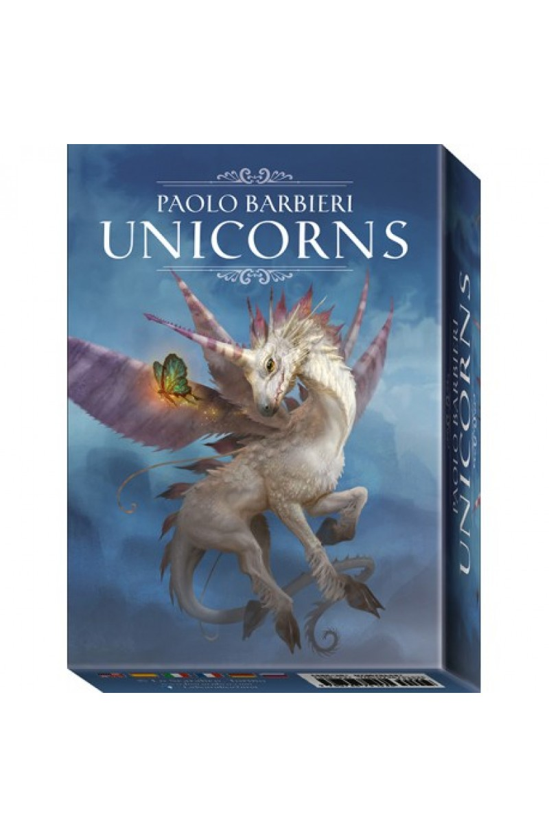 Unicorns Oracle: 34 full colour cards & instructions