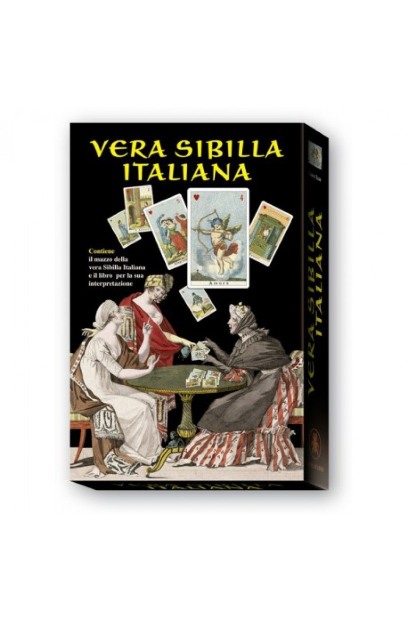 Vera Sibilla Italiana Set (Cards + Book)