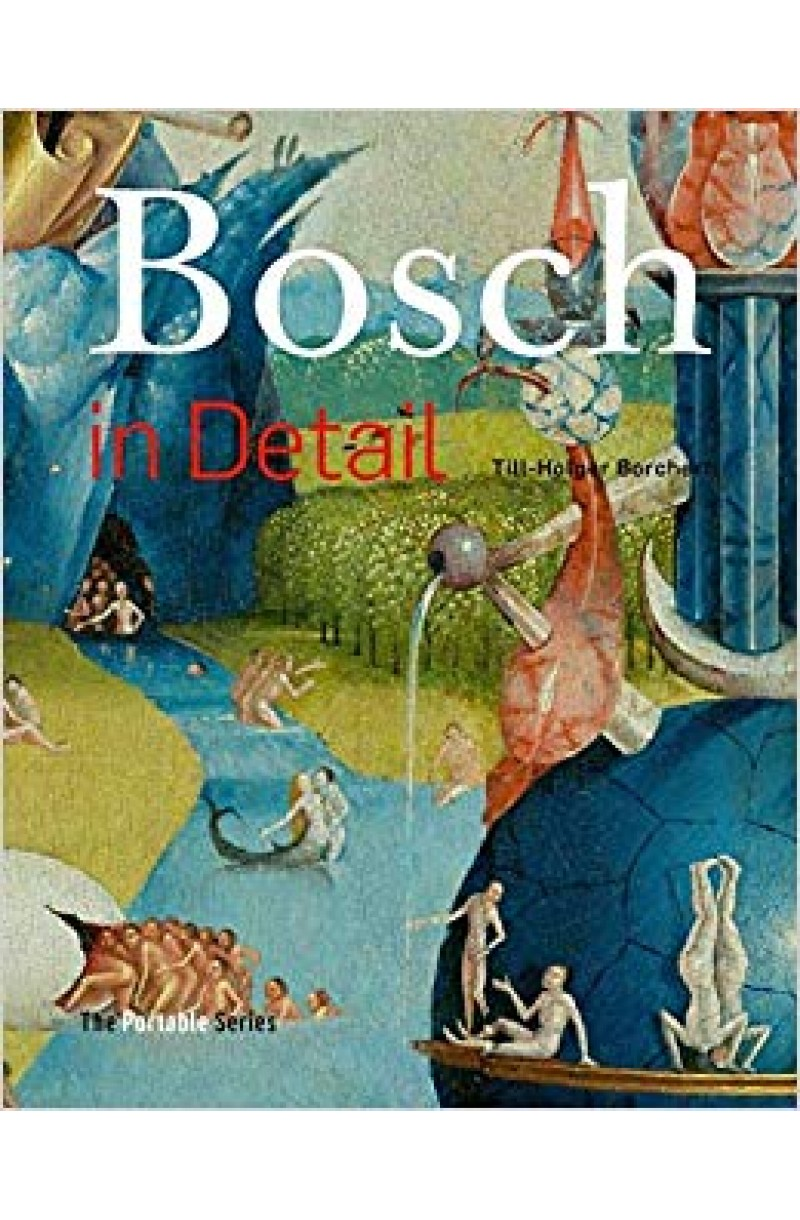 Bosch in Detail: The Portable Edition (editie cartonata)