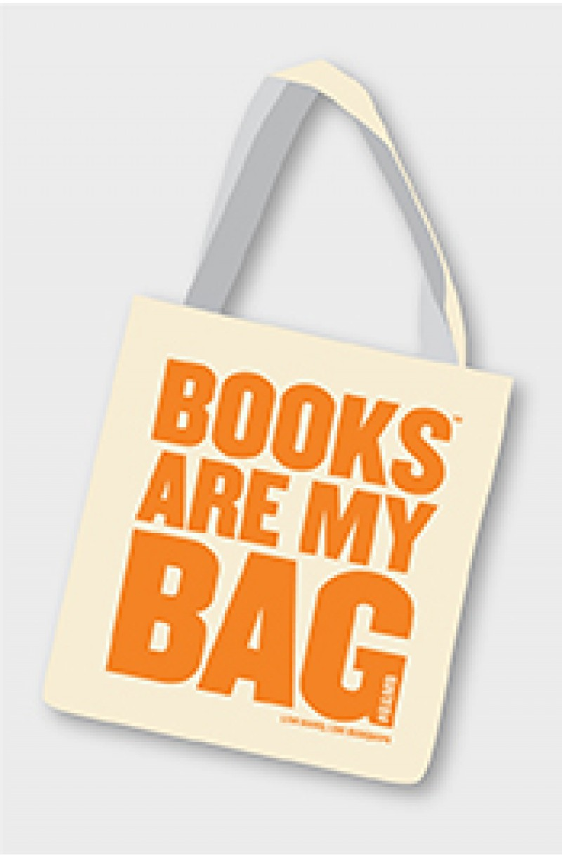 Bag - Books Are My Bag