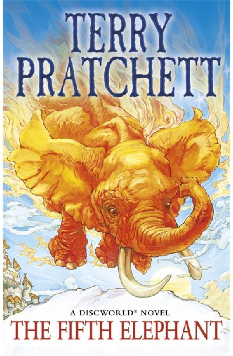 Fifth Elephant: A Discworld Novel
