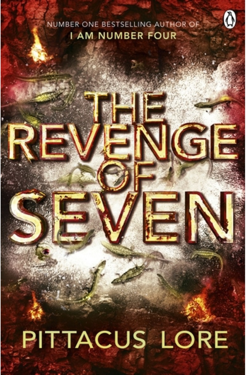 Lorien Legacies 5: Revenge of Seven