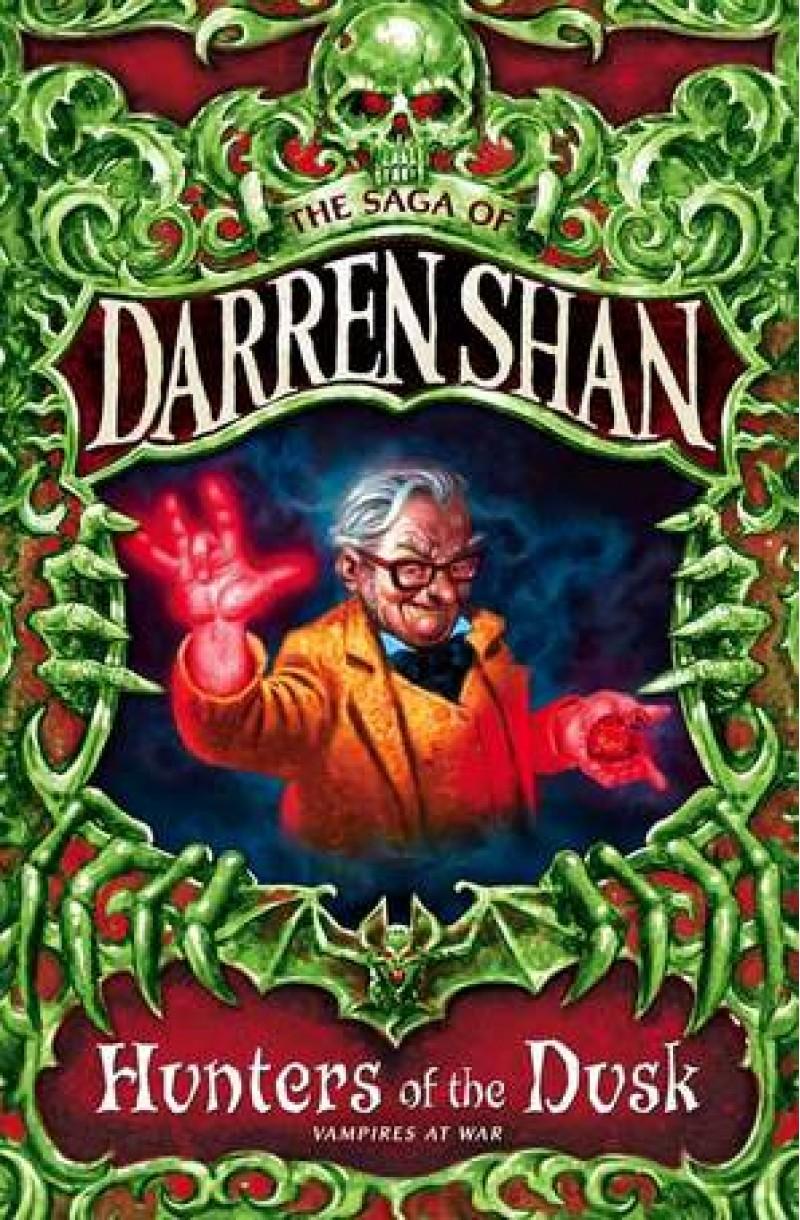 Saga of Daren Shan 7: Hunters of the Dusk