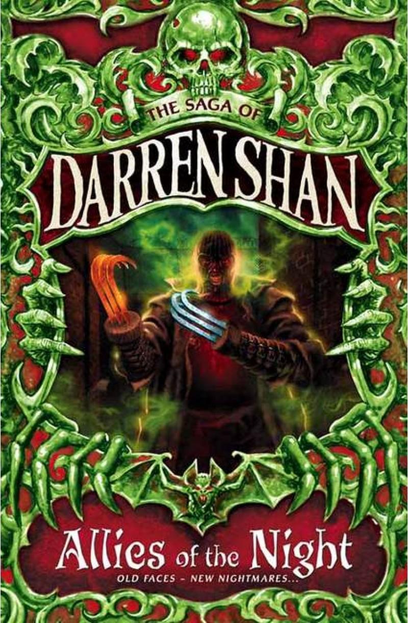 Saga of Darren Shan 8: Allies of the Night