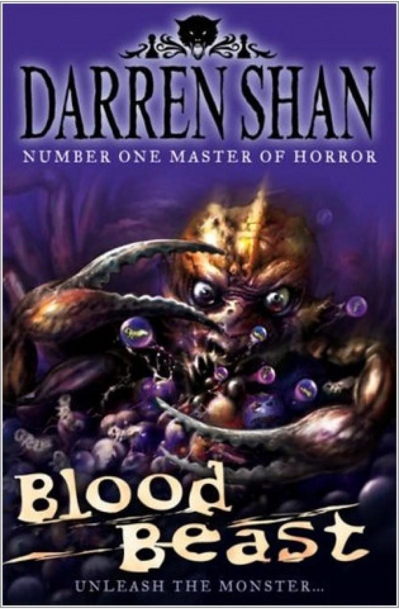 Demonata 05: Blood Beasts