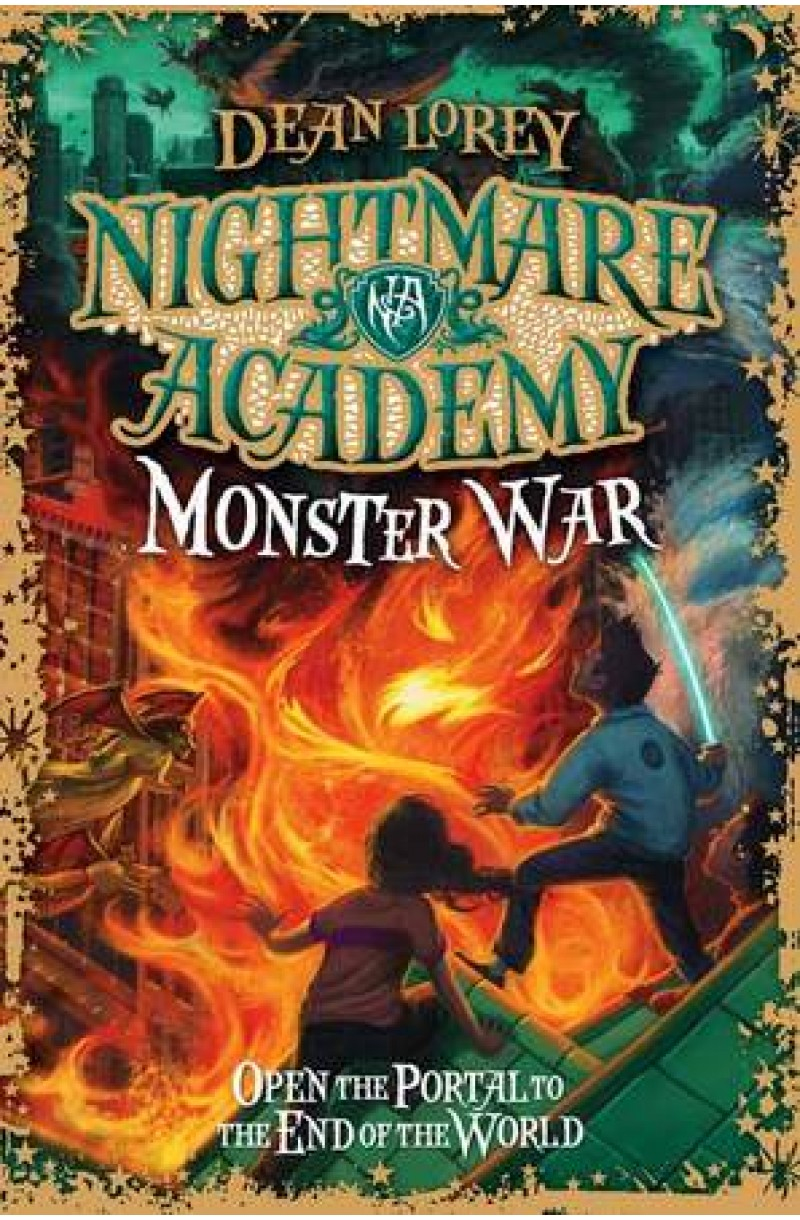 Nightmare Academy 3: Monster War