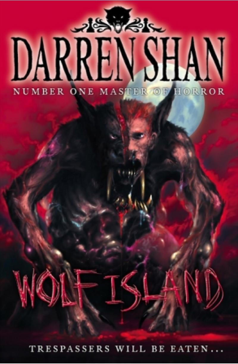Demonata 08: Wolf Island