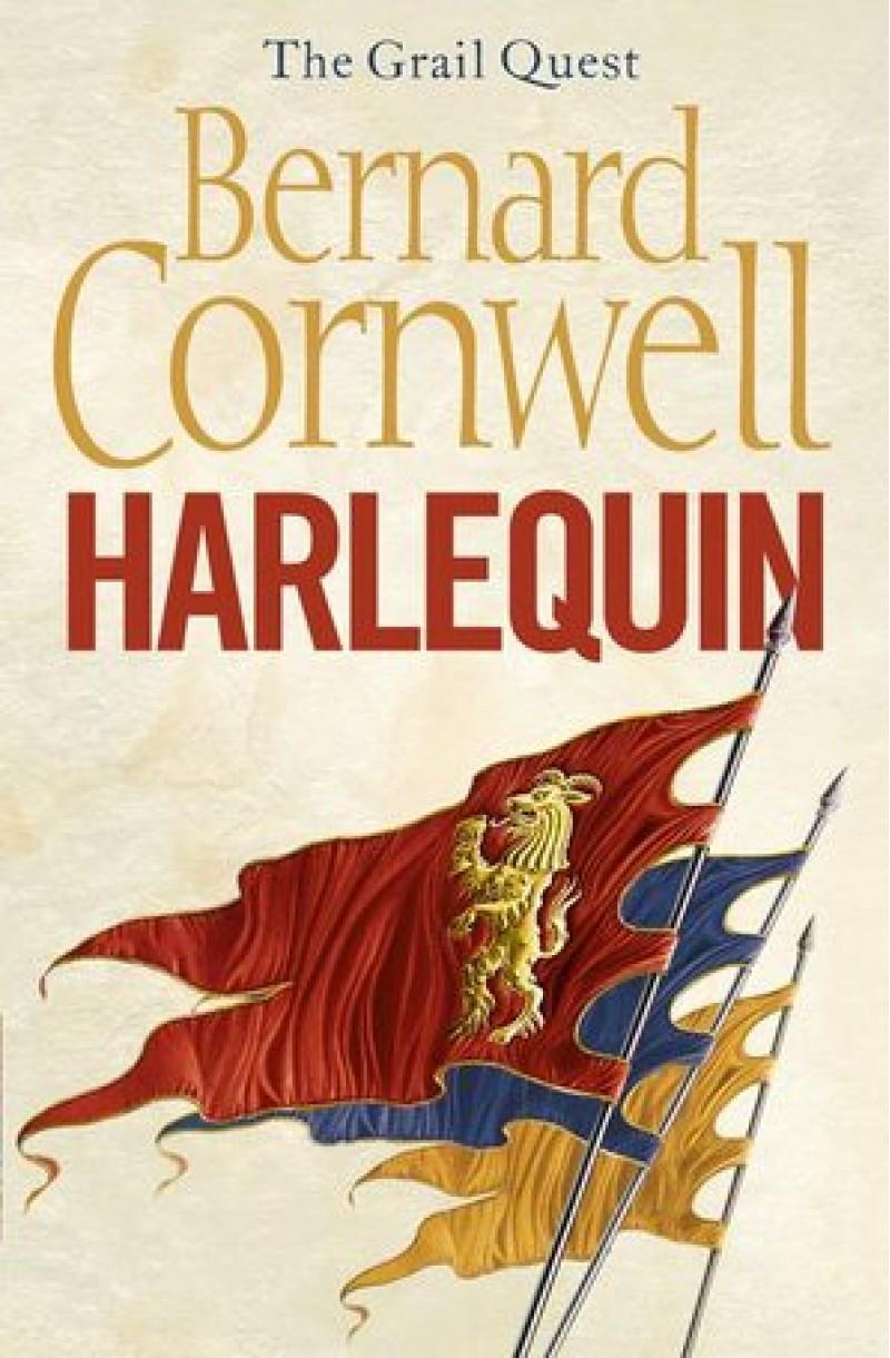 Grail Quest 1: Harlequin