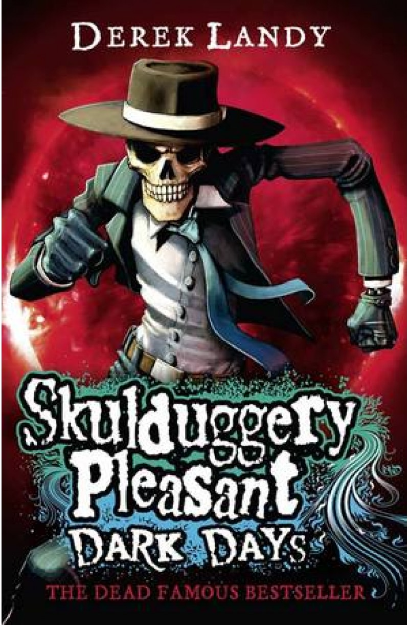 Skulduggery Pleasant 4: Dark Days