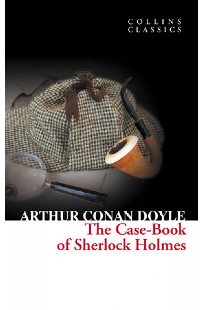 Case-Book of Sherlock Holmes - HCC