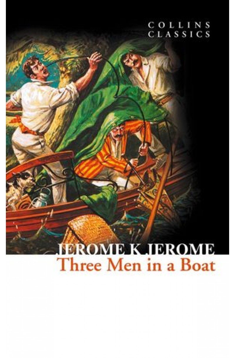 Three Men in a Boat - HCC