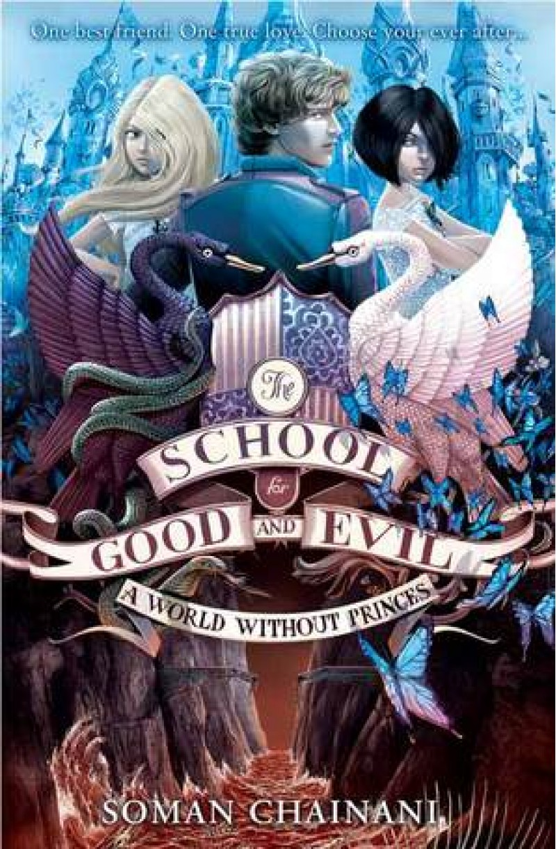 School for Good and Evil 2: A World without Princes