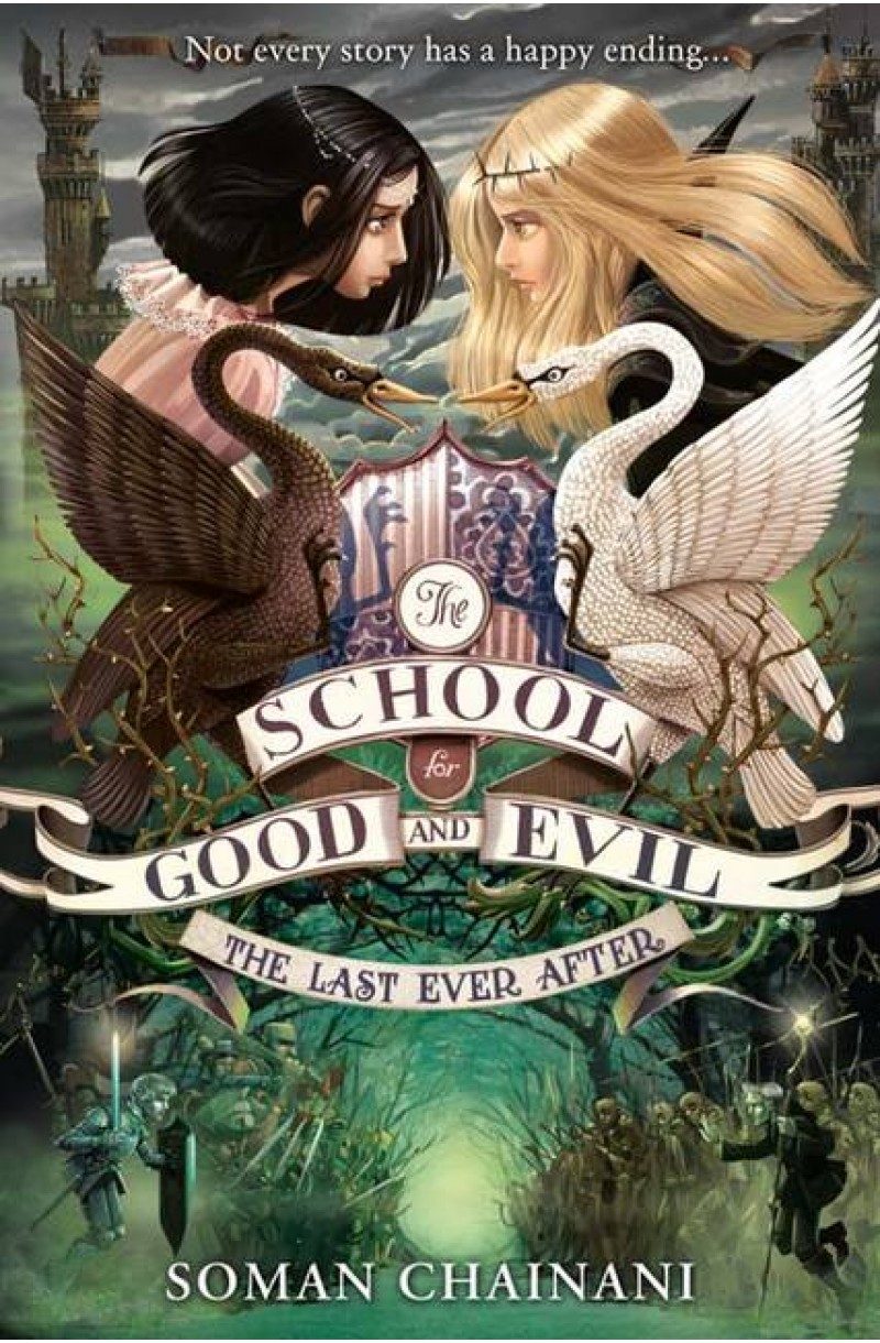 School for Good and Evil 3: The Last Ever After