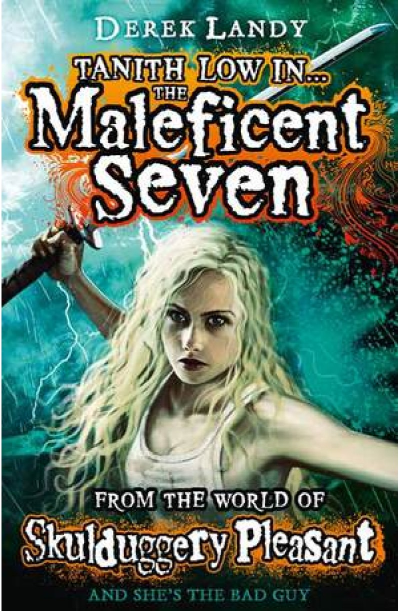 Skulduggery Pleasant: Maleficent Seven