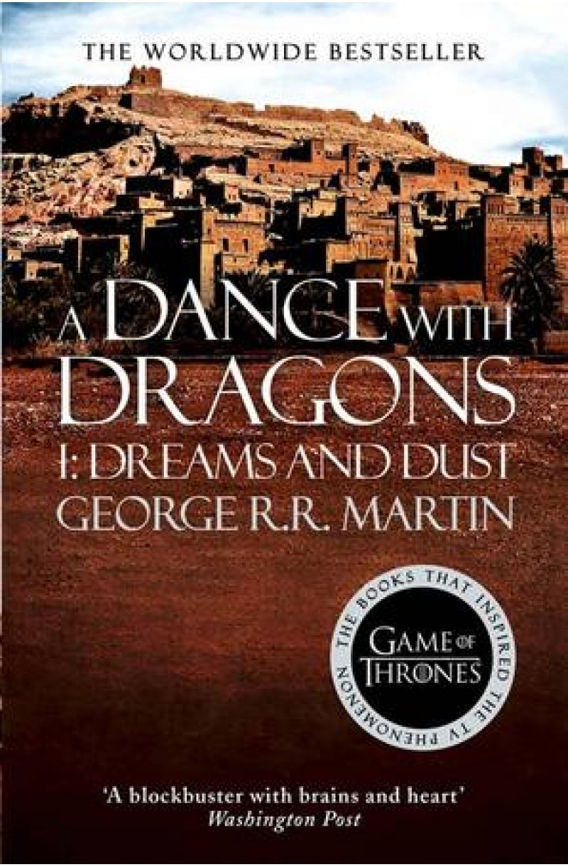 A Song of Ice and Fire 5: A Dance with Dragons 2: After the Feast