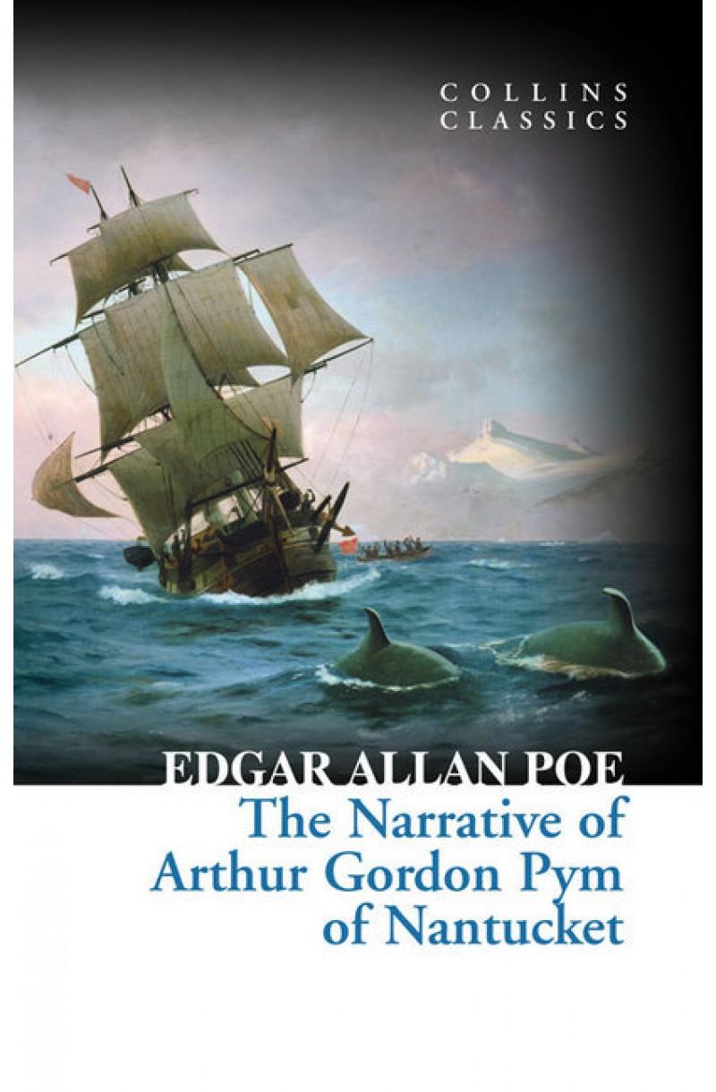 Narrative of Arthur Gordon Pym of Nantucket - HCC