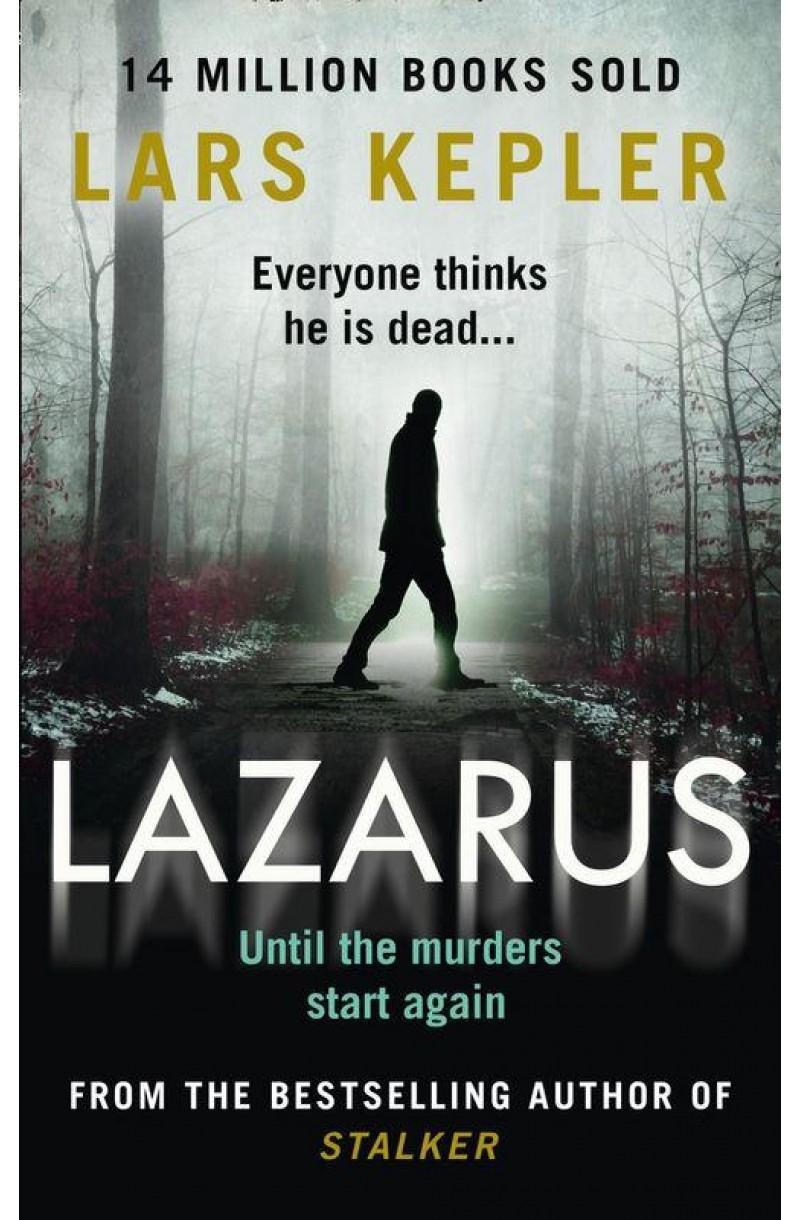 Joona Linna: Lazarus