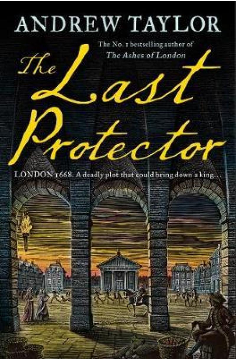 James Marwood & Cat Lovett 4: Last Protector