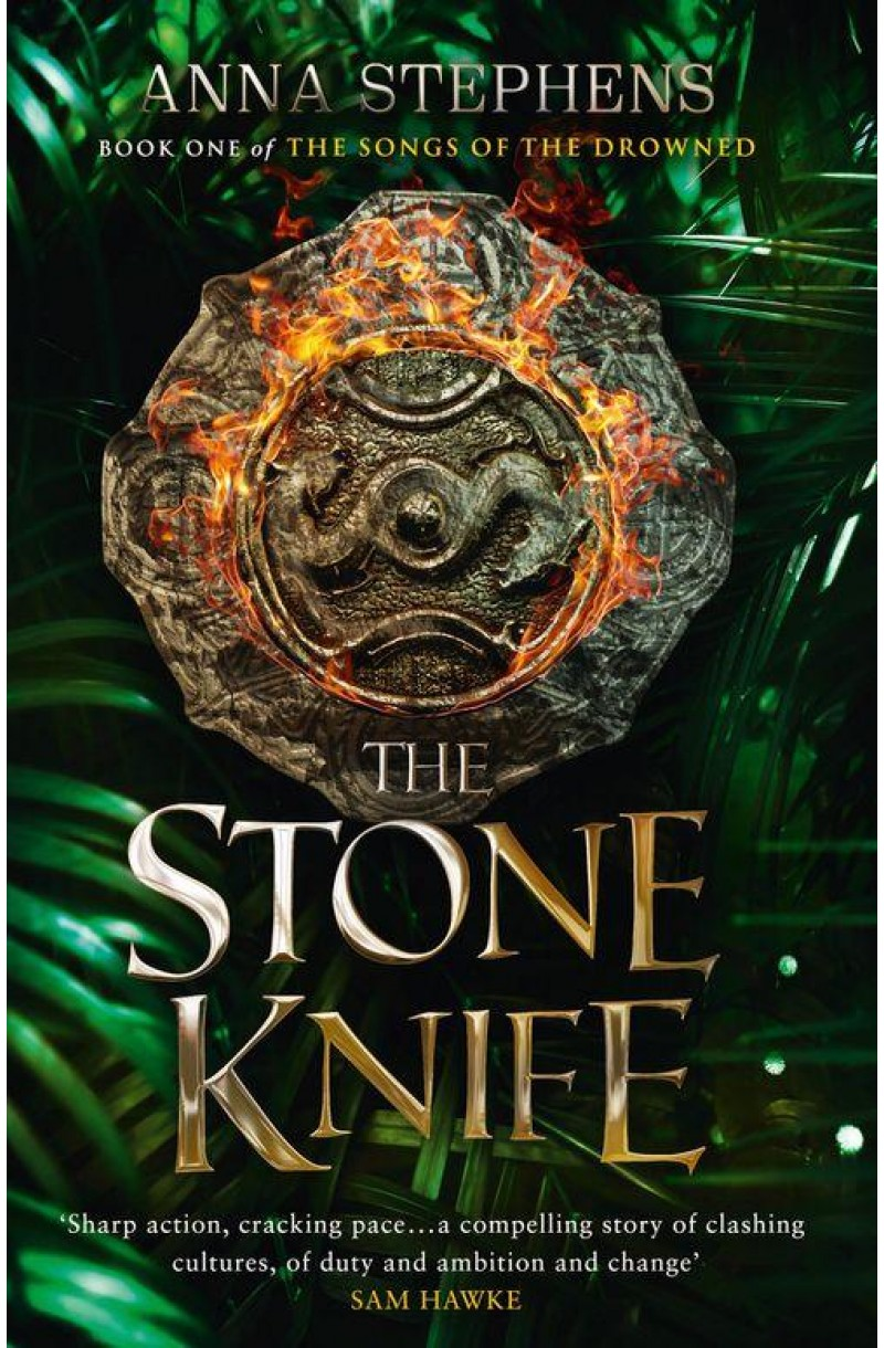 Songs of the Drowned 1: Stone Knife
