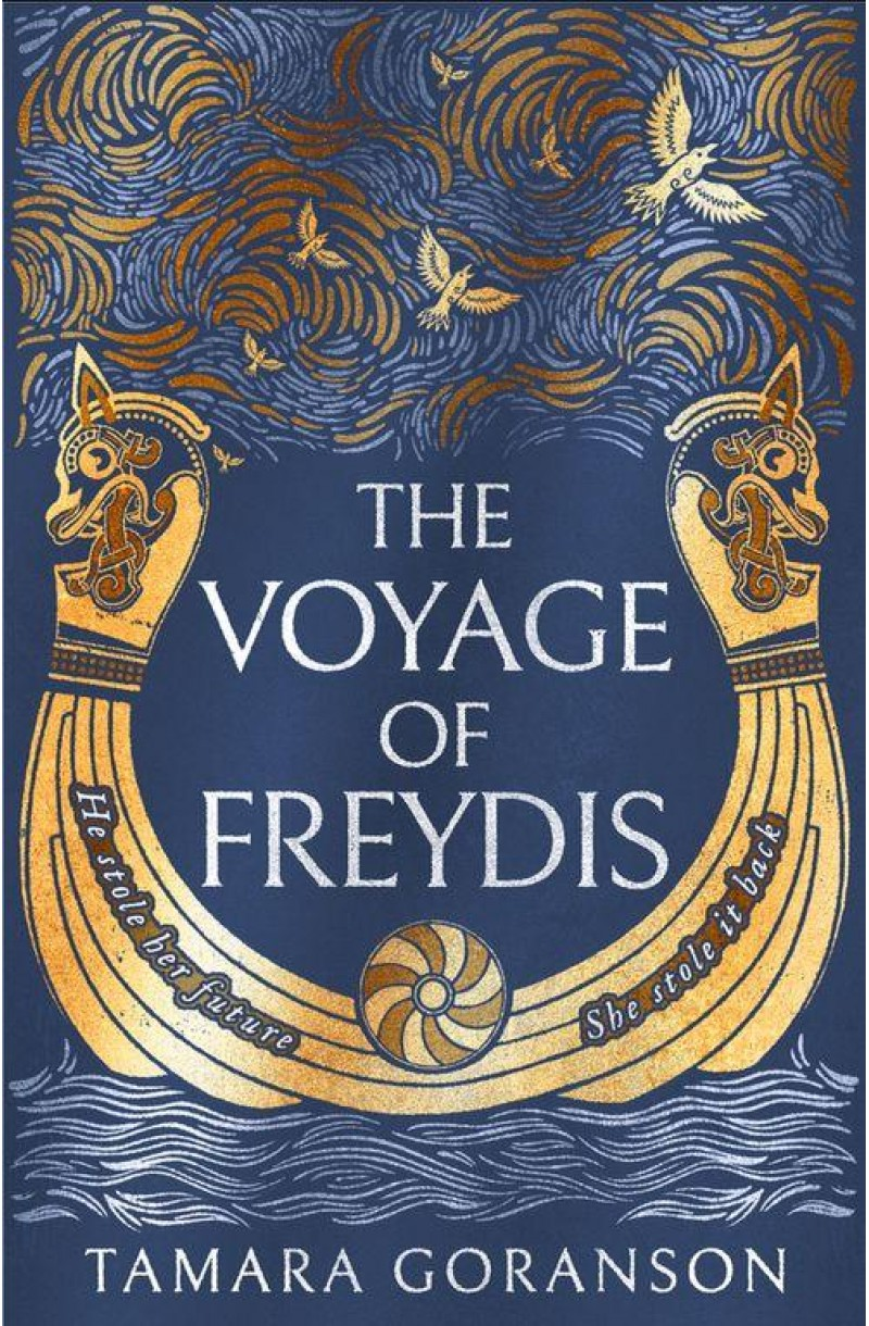 Voyage of Freydis: An epic new feminist retelling and debut novel of Viking adventure and forbidden love