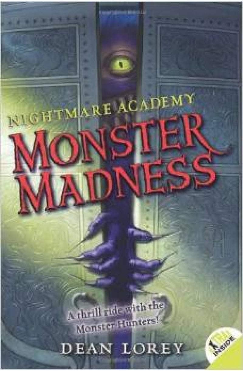 Nightmare Academy 2: Monster Madness