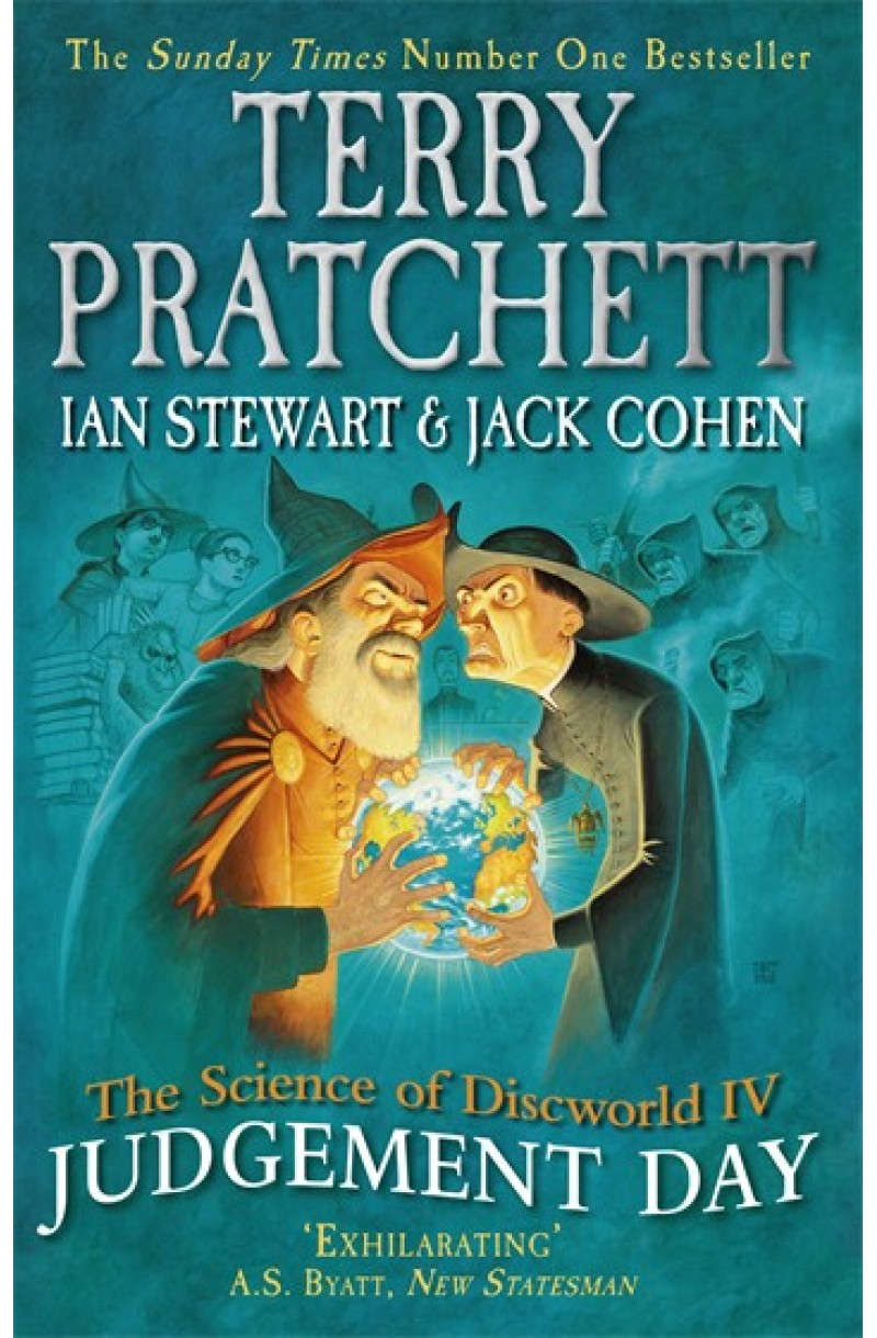 Science of Discworld IV: The Judgement Day