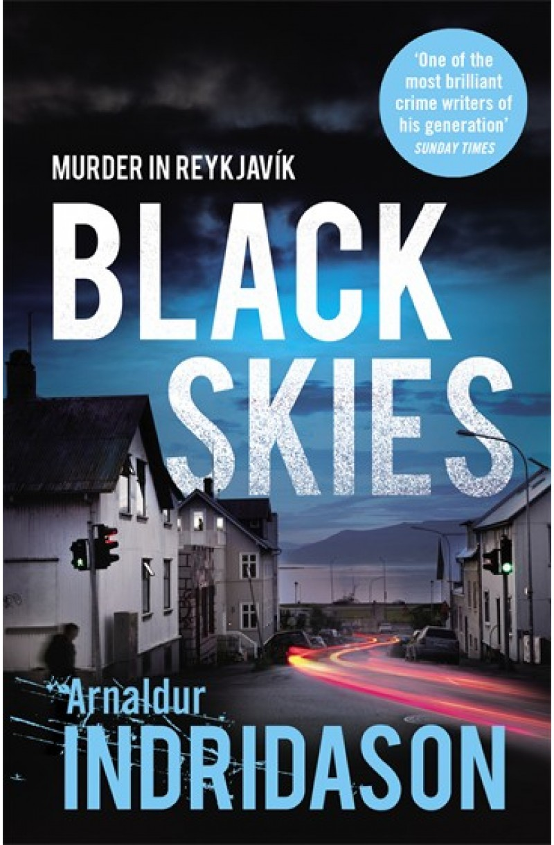 Reykjavik Murder Mysteries: Black Skies