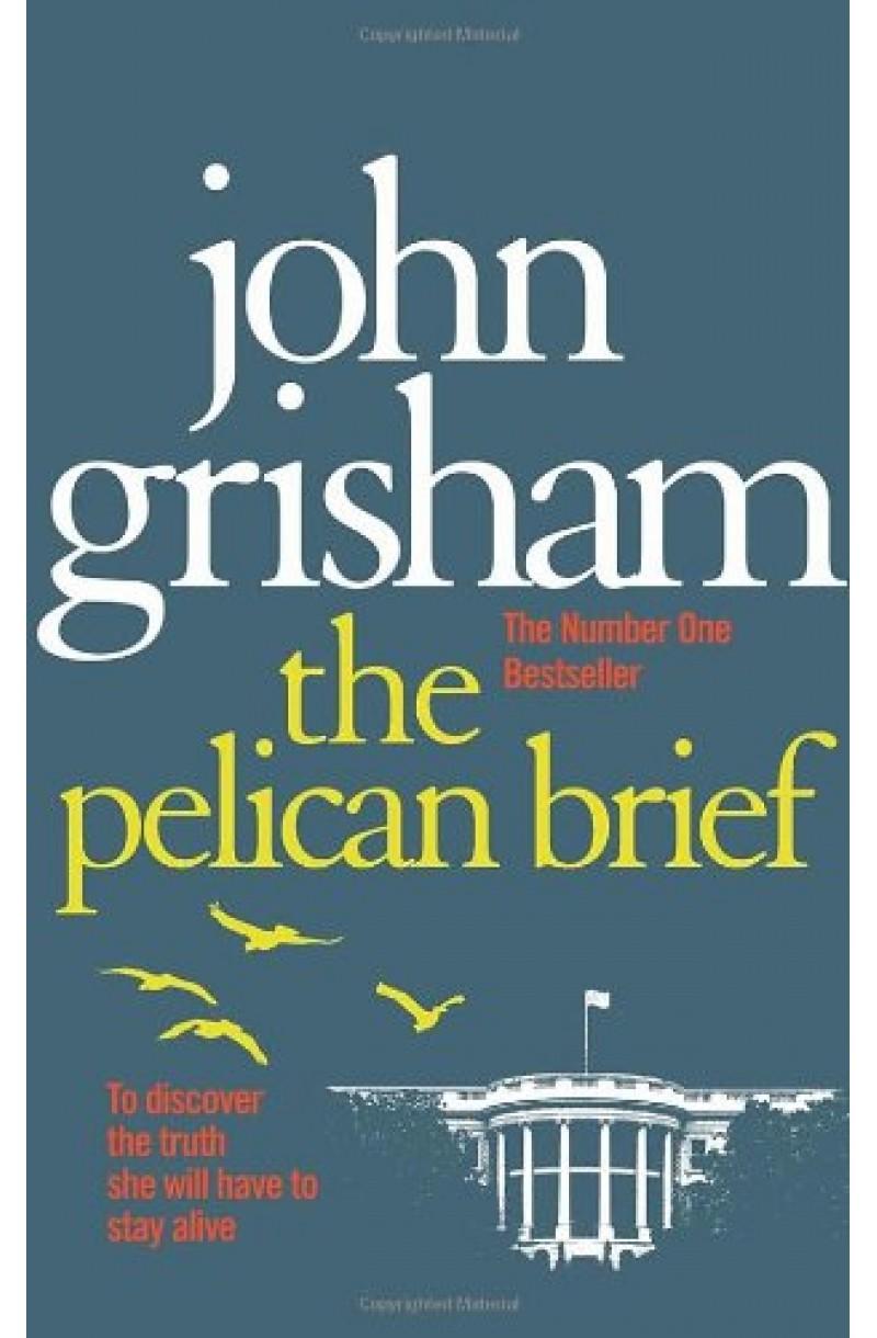 Pelican Brief (editie de buzunar)