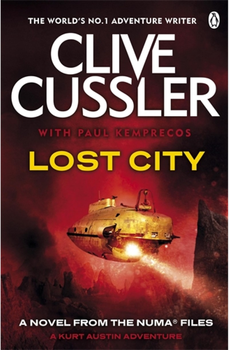 Numa Files: Lost City