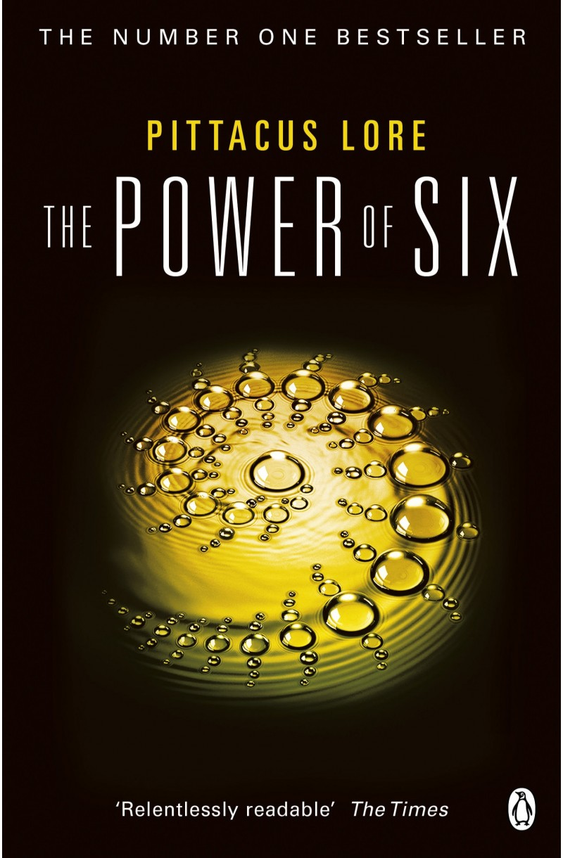 Lorien Legacies 2: Power of Six