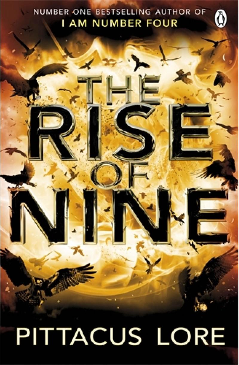 Lorien Legacies 3: Rise of Nine