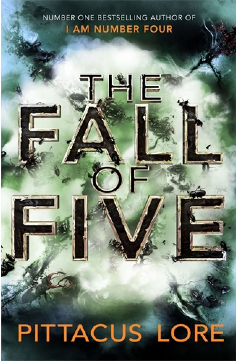 Lorien Legacies 4: Fall of Five