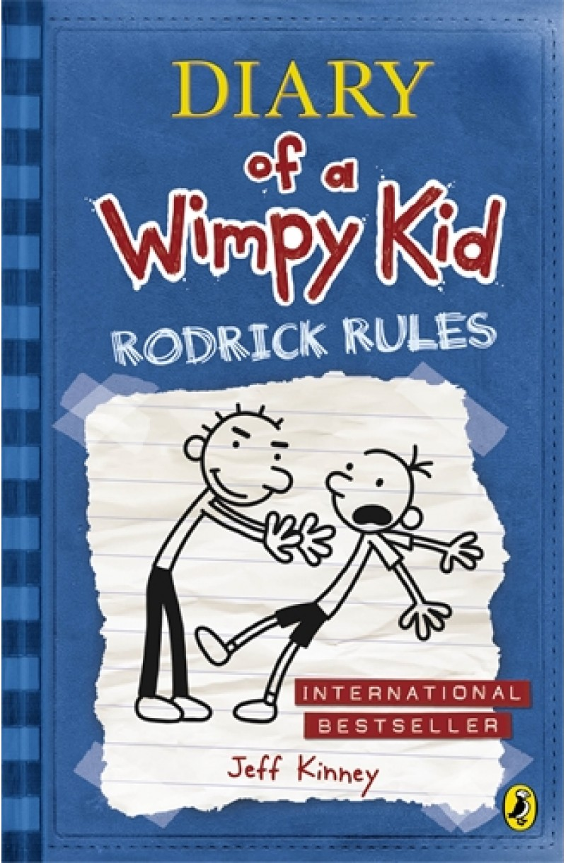 Diary of a Wimpy Kid 2: Roderick Rules