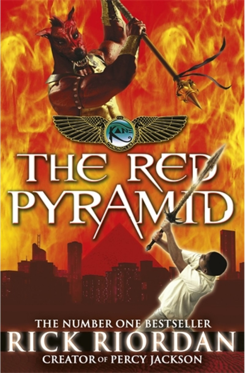 Kane Chronicles 1: The Red Pyramid