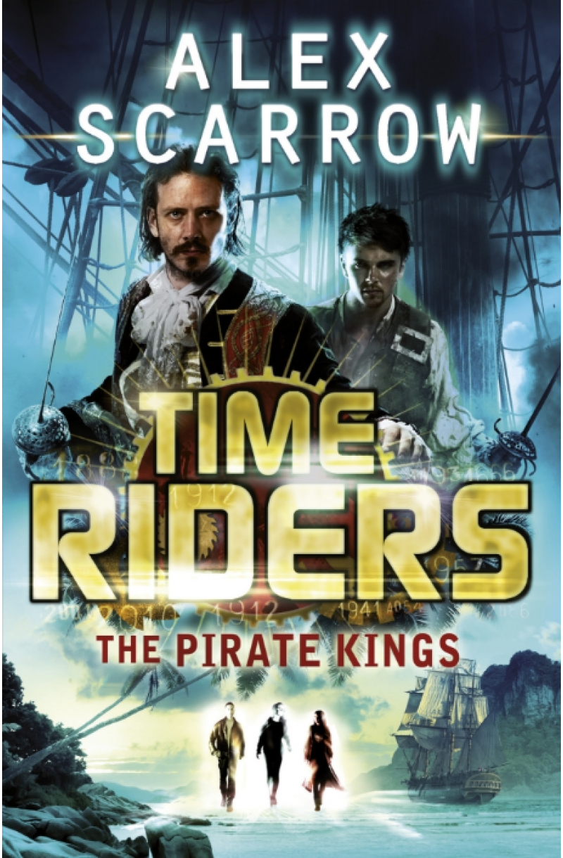 TimeRiders 7: Pirate Kings