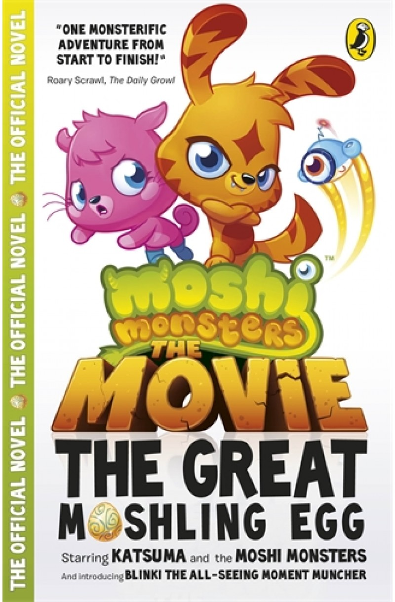 Moshi Monsters: Great Moshling Egg: The Movie