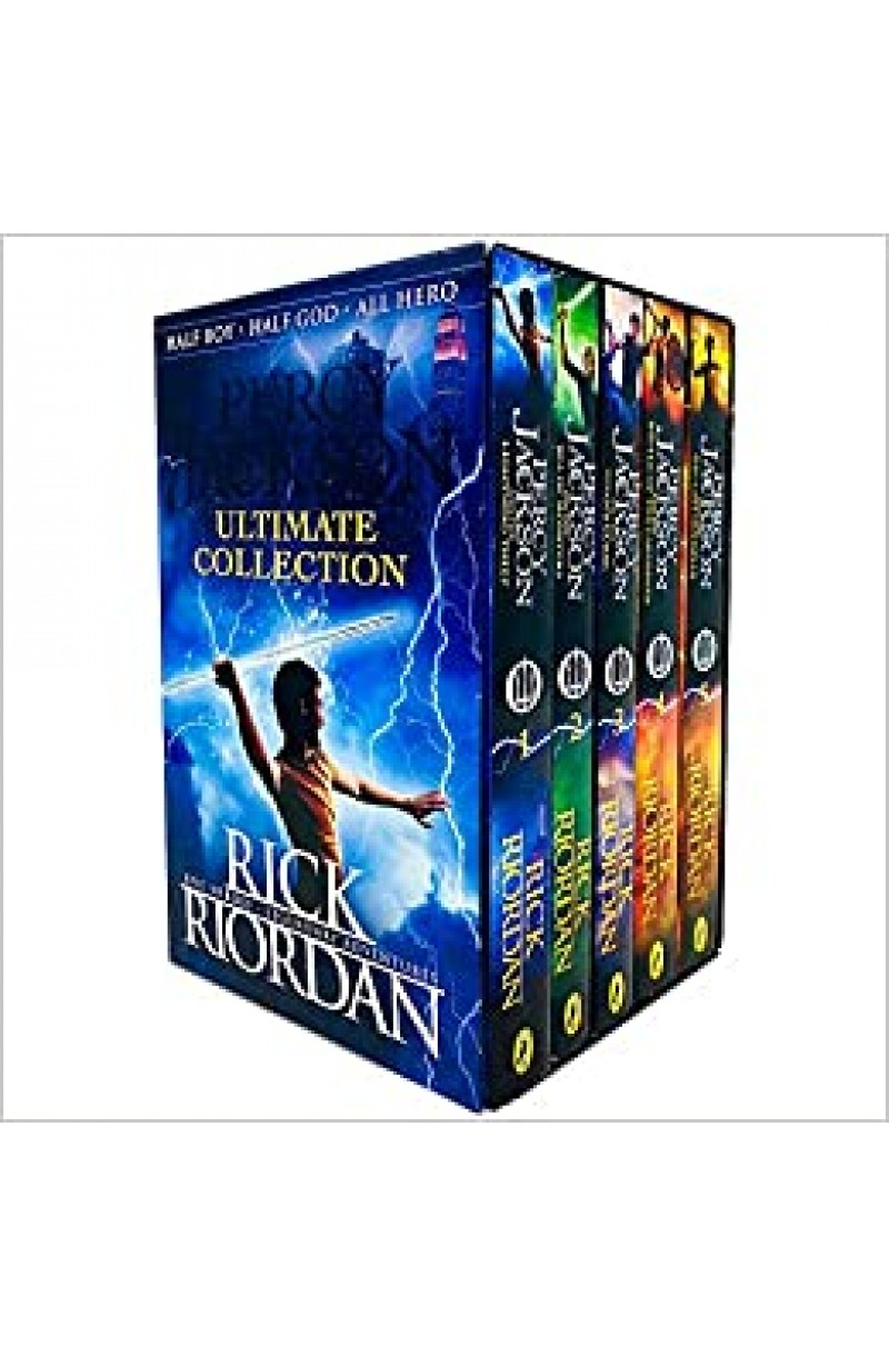 Percy Jackson: Ultimate Collection Box Set