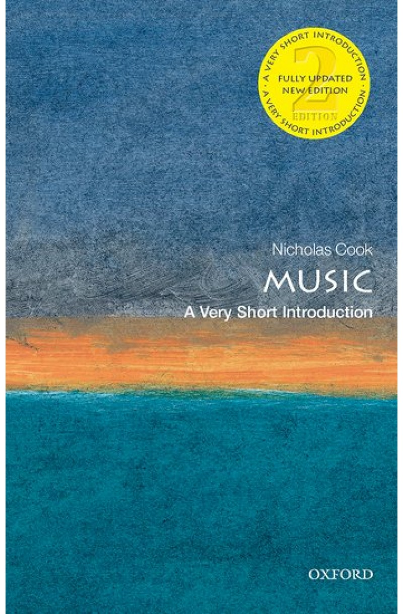 Music: A Very Short Introduction (2nd ed)