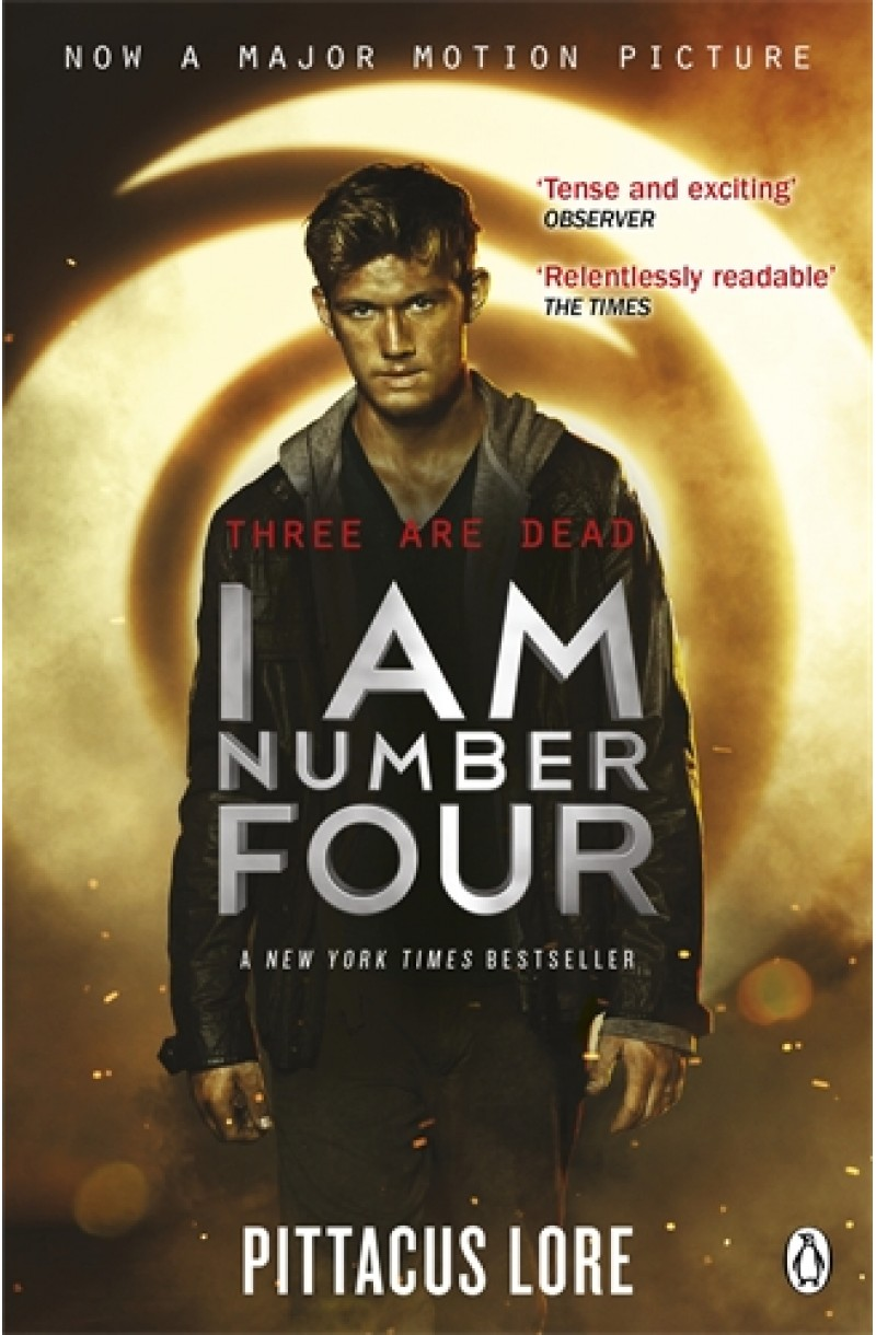 Lorien Legacies 1: I Am Number Four (Film Tie-in)