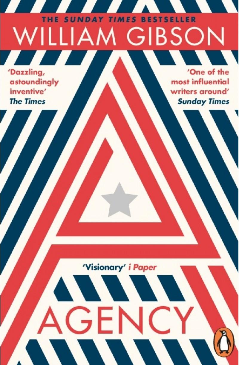 Agency: THE DYSTOPIAN SUNDAY TIMES TOP TEN BESTSELLER