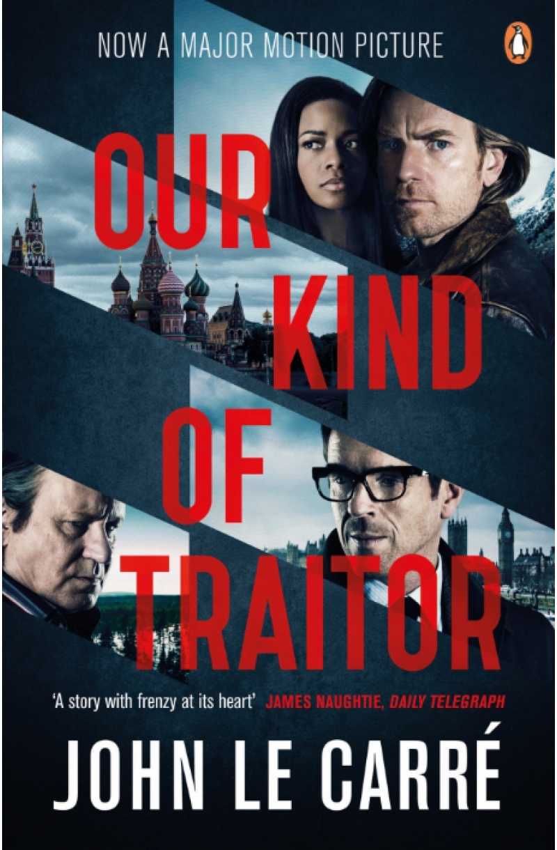 Our Kind of Traitor (Film Tie-in)