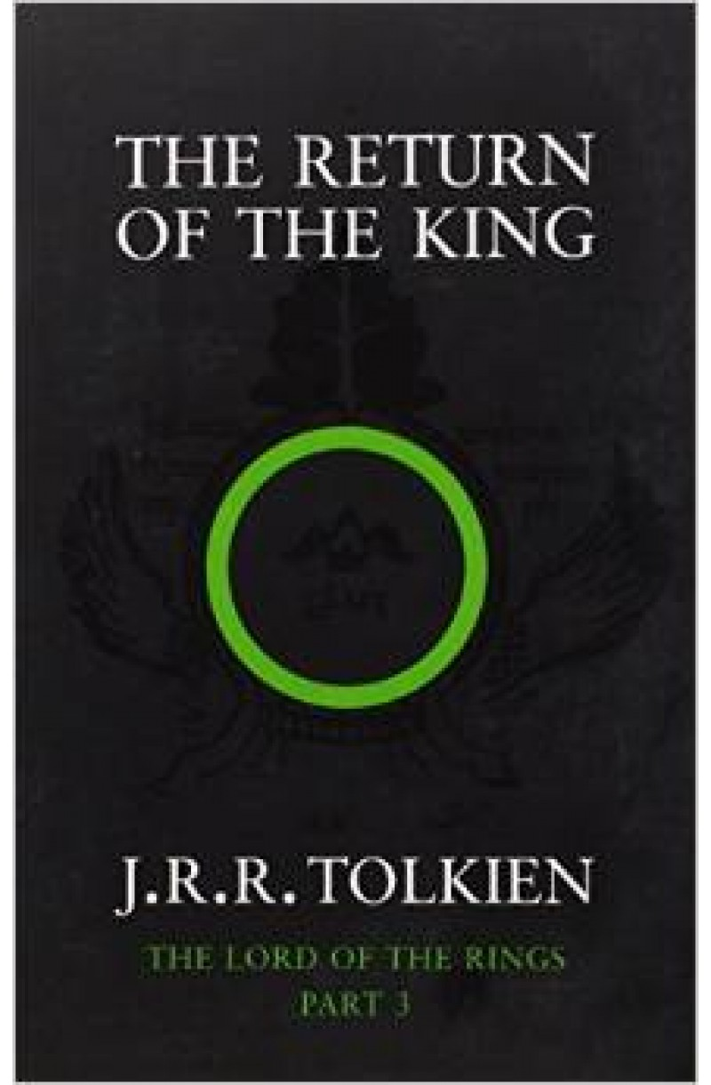 LOTR 3: Return of the King (Black Cover)