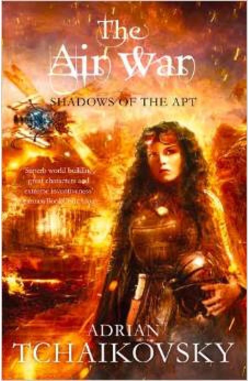 Shadows of the Apt 8: Air War