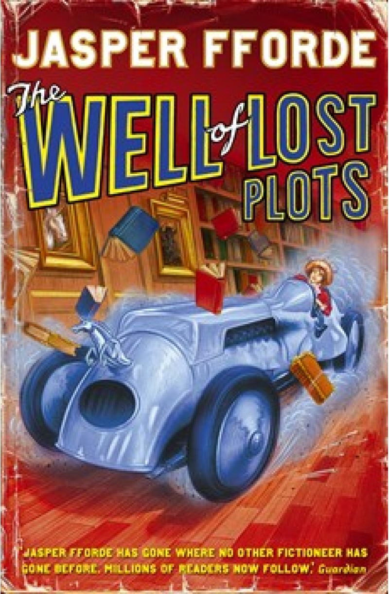 Thursday Next: Well of Lost Plots