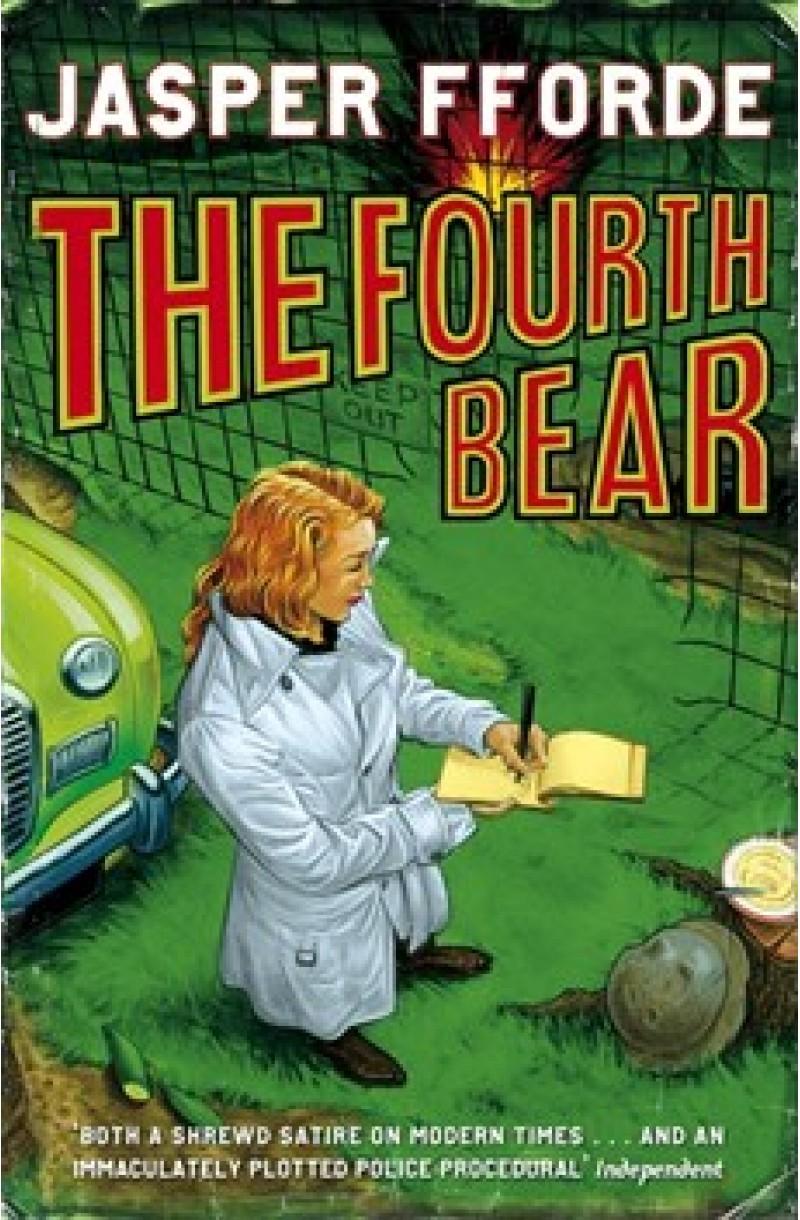 Nursery Crime Adventures: Fourth Bear