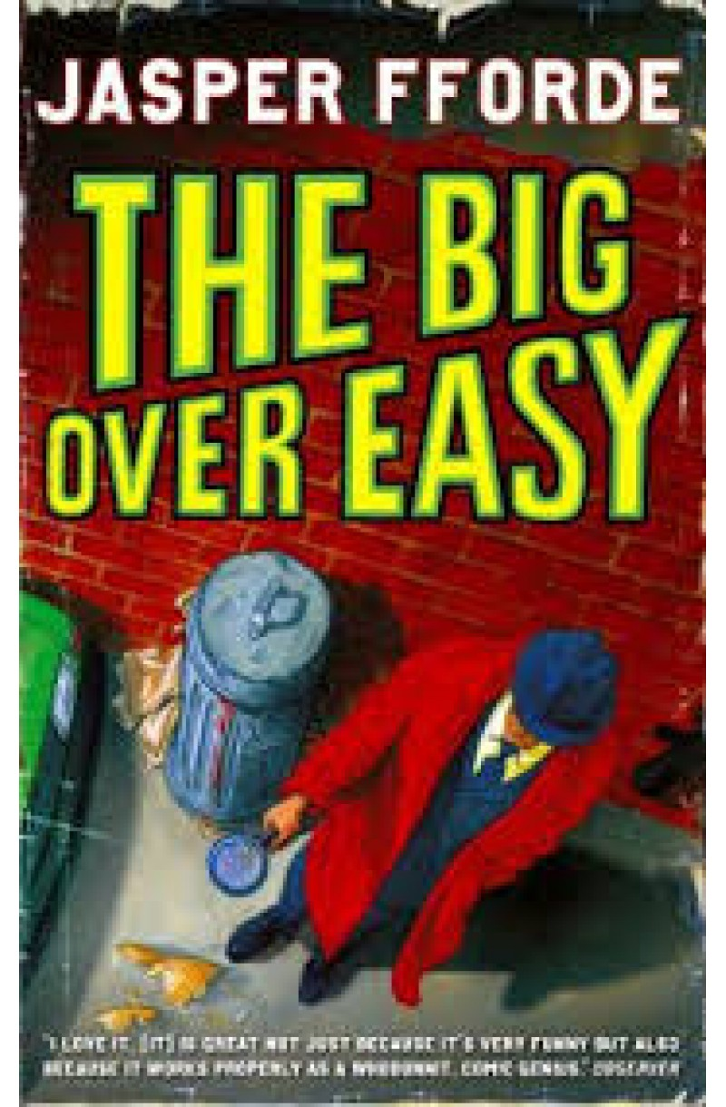 Nursery Crime Adventures: Big Over Easy
