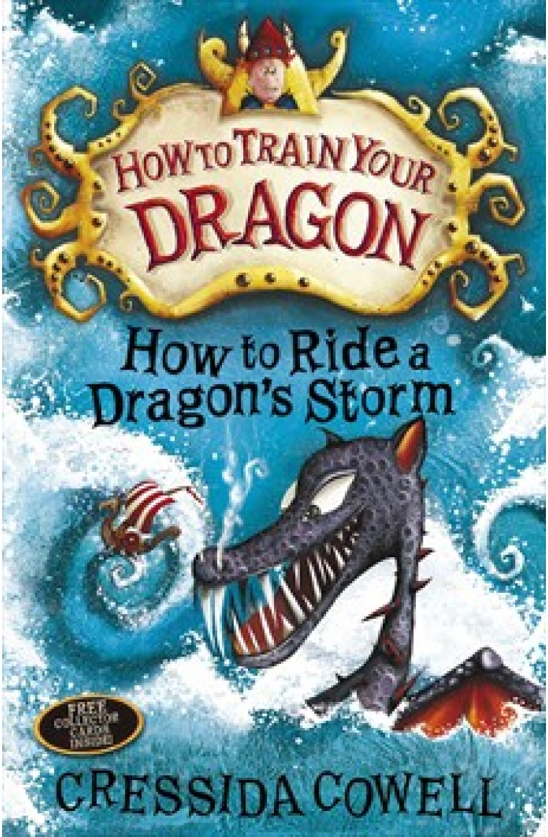 How to Train Your Dragon 07: How to Ride a Dragon's Storm